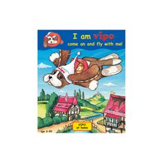 Booklet 1 I am VIPO - come on and fly with me!