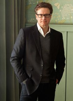 Colin Firth - one reason he is considered one of the sexiest men alive by millions of women.from Colin Firth Forever su FB (Sito Italiano) Colin Firth Film, Kingsman Movie, Norman Lewis, Sir Anthony Hopkins, Mr Darcy, Isabel Ii, British Actors, Pride And Prejudice, Dream Guy