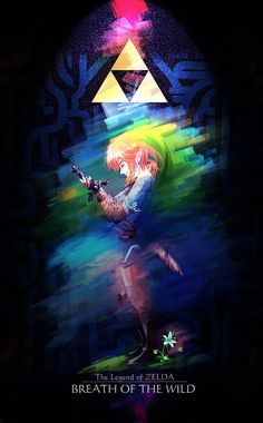 🔹The Legend of Zelda: Breath of The Wild🔹 The Legend Of Zelda, Legend Of Zelda Breath, Link Zelda, Twilight Princess, Breath Of The Wild, Video Game Art, Animes Wallpapers, Fire Emblem, Game Character