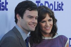 Bill Hader's rep confirmed the actor's split from wife Maggie Carey after 11 years of marriage. Bill Hader Wife, Divorce, Marriage, Saturday Night Live, Entertaining, Actors, News, Valentines Day Weddings, Snl