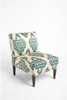 A cute little accent chair