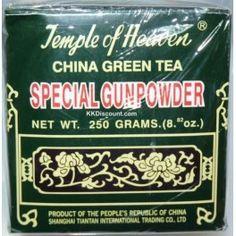 Temple of Heaven China Gunpowder Green Loose Tea