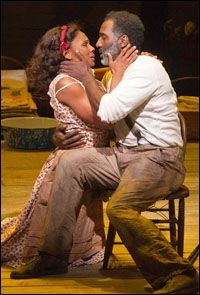"The revival of ""Gershwin's Porgy & Bess"" on Broadway starring Audra McDonald & Norm Lewis"
