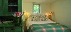 Plas Bach_double bed