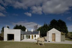 Loug Derg - Picture gallery Box Architecture, Vernacular Architecture, Bungalow Renovation, Long House, Rural House, Ireland Homes, Living Environment, Farmhouse Chic, Cottage