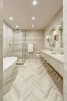 Krehbiel home_Ash Cloud Chevron_bathroom-1