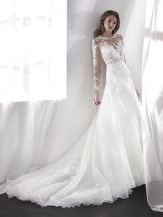 These long sleeved wedding dresses are perfect for autumn and winter wedding,Picture a stunning bride, gorgeous white gown with a stunning sleeves Wedding Gowns With Sleeves, Long Sleeve Wedding, Fall Wedding Dresses, Bridal Dresses, Sincerity Bridal, San Patrick, Liliana, Victoria Wedding, Illusion Dress