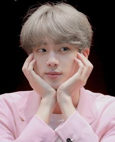 """""""Jin as flowers A aesthetic thread Editing Pictures, Bts Pictures, Bts Memes, Jin Photo, Bts Aesthetic Pictures, Worldwide Handsome, Pink Outfits, Bts Jin, Yoongi Bts"""