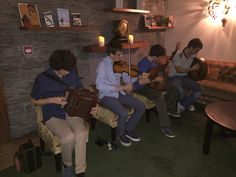Local traditional music in the Bar. Cliff House Hotel, Traditional, Bar, Concert, Music, Musica, Recital, Musik, Music Games