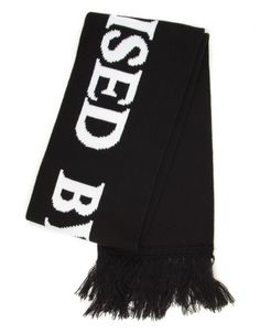 d56b9aa5fae8 Buy Team Scarf - Black by Raised by Wolves from our Accessories range -  Blacks