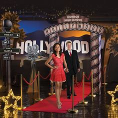 Want to create the Hollywood-themed party you've always dreamed of? Find Hollywood party supplies & ideas to make your event come to life at Shindigz. Homecoming Themes, Homecoming Dance, Homecoming Dresses, Quinceanera Party, Prom Party, Casino Party, Movie Party, Oscar Party, Casino Night