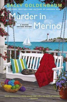 Murder in Merino (Seaside Knitters Mystery Series #8) by Sally Goldenbaum