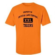 Crystal Lake Central High School - Crystal Lake, IL | Men's T-Shirts Start at $21.97