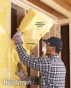 Fiberglass batts are the cheapest, easiest way to insulate new walls. However, they're often installed poorly — and even small gaps can reduce efficiency as much as 25 percent. In this article, we'll show you how to avoid those mistakes, how to cut and fit fiberglass batts and how to work around electrical outlets and cables.