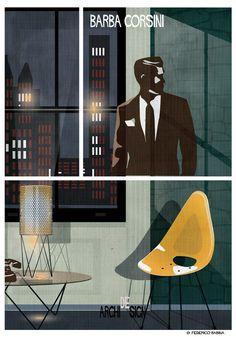 Galeria - ARCHIDESIGN: Estórias do design por Federico Babina - 23