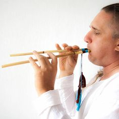 Aulos 'Agora' in E. Woodwind instrument of Ancient Greek music. (auloi, avlos)