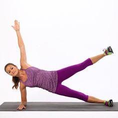 Flat-Belly Challenge Day 2: Plenty of Planks Plus a Make-Ahead Breakfast