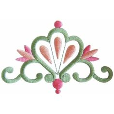 Free Jef Embroidery Design Downloads | scroll01 - Scroll Machine Embroidery Design