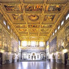 Palazzo Vecchio..attended a dinner here with The Four Seasons Firenze. Indescribable..
