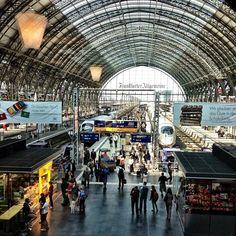 Frankfurt (Main) Hauptbahnhof i Frankfurt am Main, Hessen