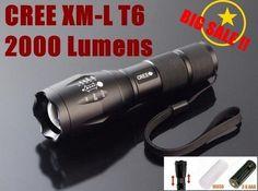 Nebo Redline Blast RC 3200 lm DEL Lampe de poche Powerbank Batterie police outdoor