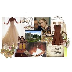 """""""Inspired by Grace"""" by ggoss on Polyvore"""
