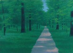 by Higashiyama Kaii Japanese Things, Japanese Modern, Japan Style, Public Garden, Japanese Painting, Japan Art, Human Nature, Japanese Artists, Modern Prints