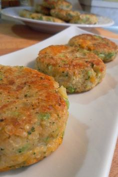 Scrumptious Quinoa Burgers | Creative, Crafty and Canadian