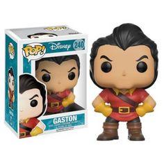 La Belle et la Bête Gaston Figurine Funko Pop!