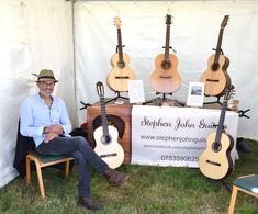 Stephen John Guitars at Enamel Jewelry, Pet Portraits, Guitars, Watercolor, Pets, Silver, Guitar Building, Pen And Wash, Watercolor Painting
