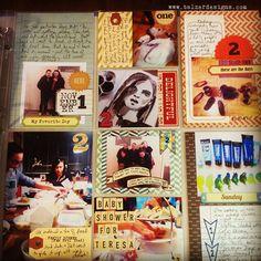 Project Life page by Julie Fei-Fan Balzer