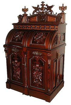 Wooten desk - oh my... search google for wooten desks