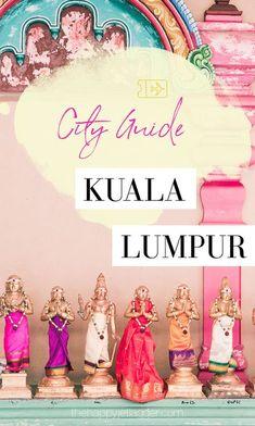 Reiseführer Kuala Lumpur - mit Sehenswürdigkeiten in Chinatown und Batu Caves! Und der Helikopter Landeplatz, der nachts zur Rooftop-Bar wird! City Guide und Tipps für Kuala Lumpur und Malaysia auf thehappyjetlagger.com! #kualalumpur #malaysia #reise