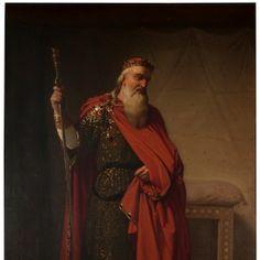 Explora la colección > serie cronológica de los reyes de españa - Museo Nacional del Prado Isabel Ii, Sensual, Calves, Logos, Tattoos, Face, Line, Women, Kings Of Leon