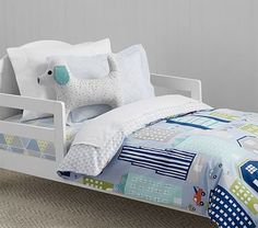 Quilt Pottery Barn Kids Cot Bedding Cot Skirt Cot Pillow Case Save 50-70%