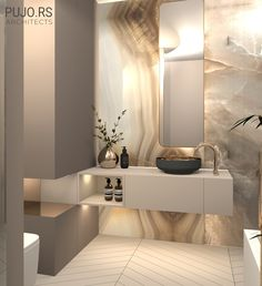 Modern Luxury Bathroom, Bathroom Design Luxury, Modern Bathroom Design, Beautiful Bathrooms, Modern House Design, Home Stairs Design, Home Room Design, Home Interior Design, Washroom Design