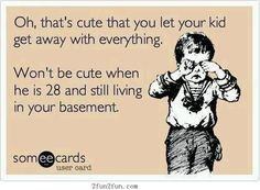 This drives me insane! Lazy parenting. These kids will be our future, TEACH them how!