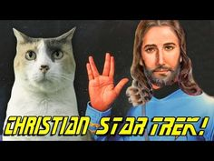CC Watches Christian Star Trek!!!