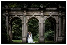 Built in Lilleshall Hall is the former home & hunting lodge of the Duke of Sutherland and stands in extensive, beautiful grounds overlooking the stunn . Wedding Venues, Wedding Photos, Documentary Wedding Photography, Professional Photographer, Documentaries, Pergola, Exterior, Contemporary, Portrait