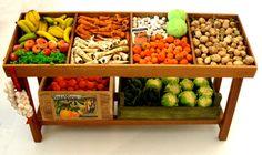 miniature market stall - Google Search