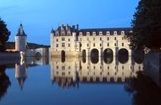 Chenonceau Royalty Free Stock Photo