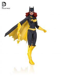 DC Comics The New 52 action figure: Batgirl