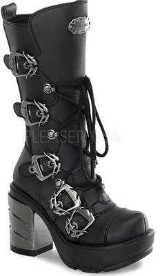 Demonia Sinister 203 (Women's) #Highheelboots | Stiefel