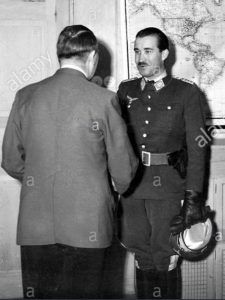 """Galland, Adolf """"Dolfo"""", born in Westerholt, the second of four sons of a farmer, became a glider pilot in 1929 before he joined the Lufthansa. Galland did in high school baccalaureate Buer Hindenburg in 1932 Air Fighter, Fighter Pilot, High School Baccalaureate, Adolf Galland, Joseph Goebbels, Berlin, Flying Ace, Great Leaders, Ferdinand"""