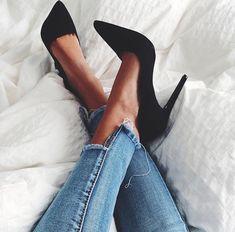 fashion looks pretos lindos 22