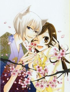 Tomoe and Nanami~Cherry Blossoms