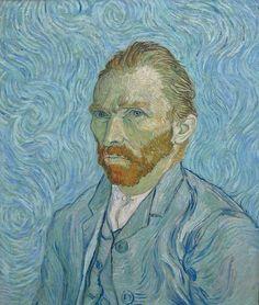 Portrait de l'artiste, Vincent van Gogh, Musée d'Orsay, Paris - oh i love him