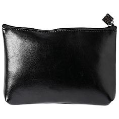 Buy Ordning & Reda Ebba Leather Holder, Black online at JohnLewis.com - John Lewis