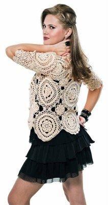 Crochet scheme for women
