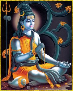 Lord Shiva or Siva is one the principal deities in Hinduism. Here is a collection of Lord Shiva Images and HD Wallpapers categorized by various groups. Arte Shiva, Shiva Hindu, Shiva Art, Hindu Deities, Hindu Art, Tantra, Lord Shiva Hd Images, Durga Images, Shiva Shankar